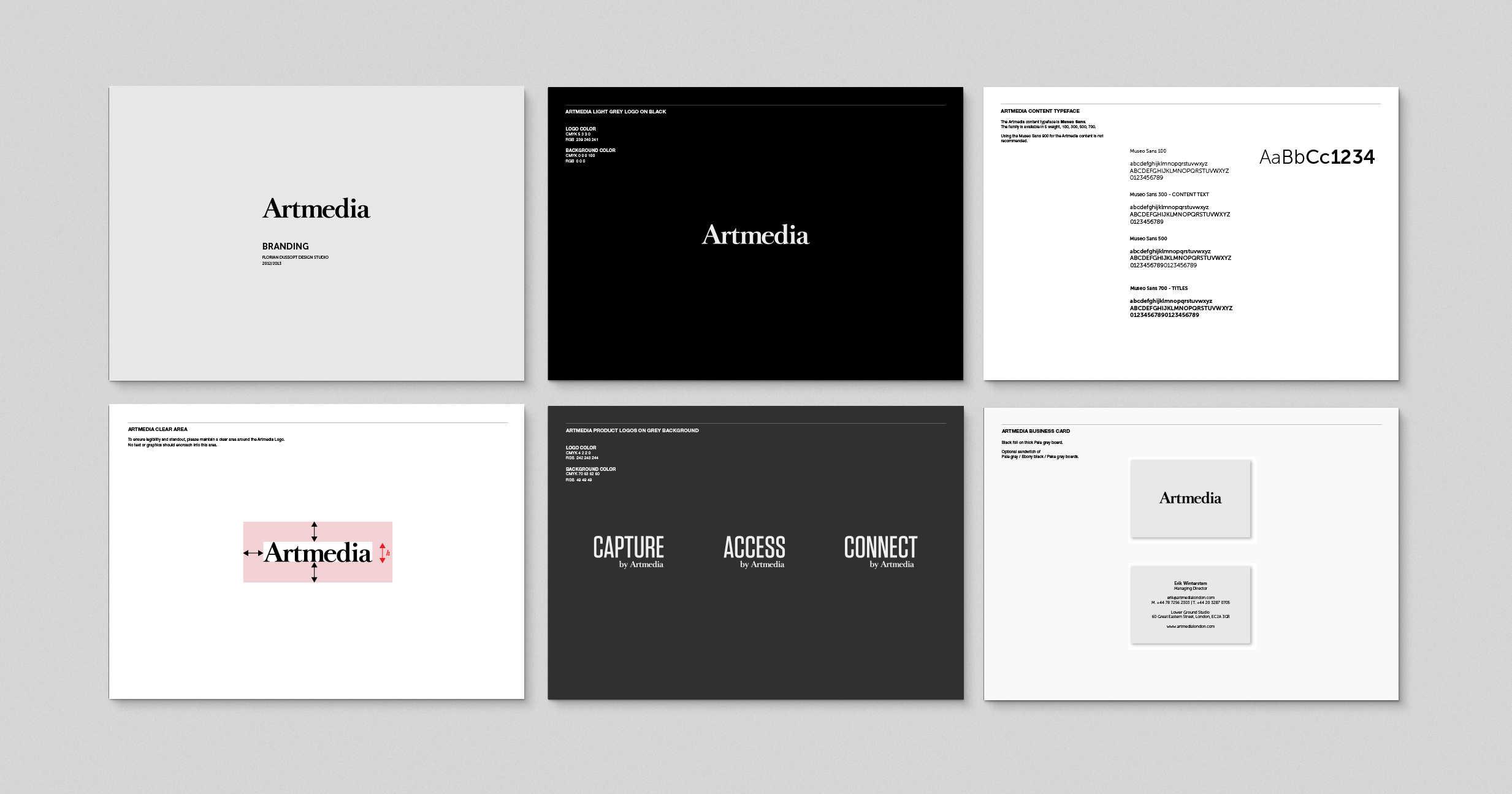 artmedia branding