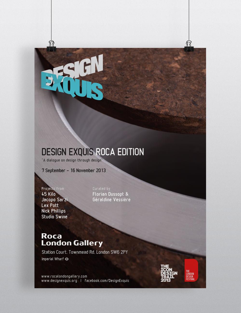 graphic DE3 poster