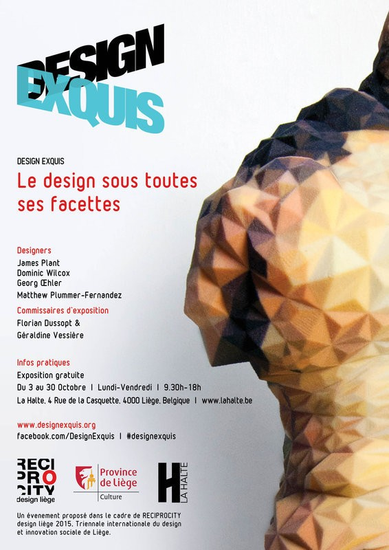 Design Exquis | Reciprocity poster